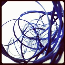 loops of wire